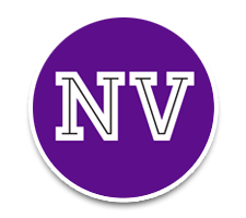 Nooksack Valley  Boys Track Logo