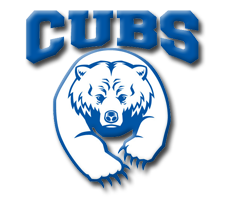 Sedro-Woolley Cubs Girls Swim Logo