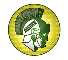 Auburn  Girls Water Polo Logo
