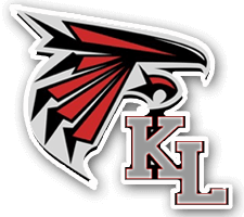 Kentlake  Volleyball Logo