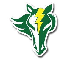 Kentridge  Volleyball Logo