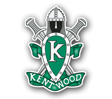 Kentwood  Boys Golf Logo