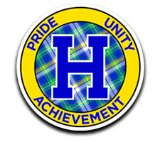 Hazen  Volleyball Logo