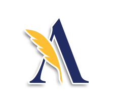 Auburn Adventist  Volleyball Logo