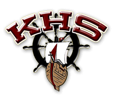 Kingston  Boys Golf Logo