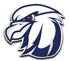 Life Christian Acad.  Football Logo