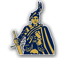 Kelso  Boys Basketball Logo