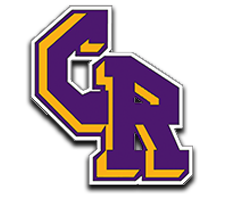 Columbia River  Girls Swim Logo