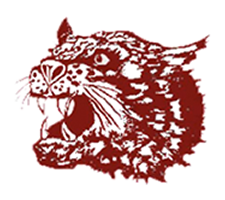 W F West  Boys Track Logo