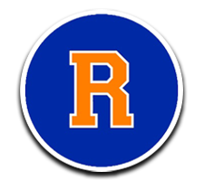 Ridgefield  Boys Basketball Logo