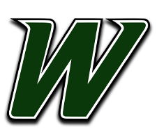 Woodland  Football Logo
