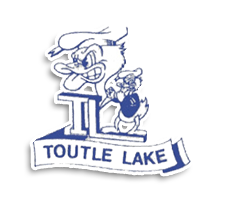 Toutle Lake  Baseball Logo