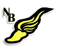 North Beach  Boys Cross Country Logo