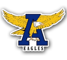 Arlington  Girls Basketball Logo