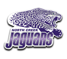 North Creek  Volleyball Logo