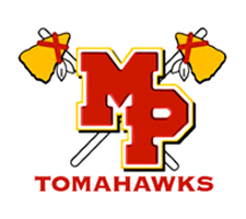 Marysville-Pilchuck  Volleyball Logo