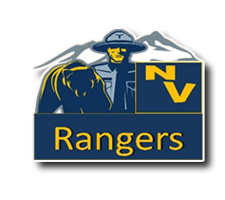 Naches Valley  Girls Basketball Logo