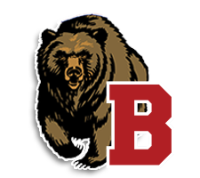 Brewster  Girls Cross Country Logo