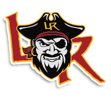 Lake Roosevelt  Volleyball Logo
