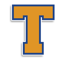 Tonasket  Volleyball Logo
