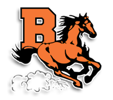 Bridgeport  Boys Track Logo