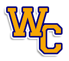 Wilson Creek  Girls Track Logo