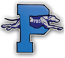 Pullman  Girls Swim Logo