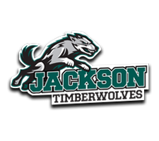 Jackson  Girls Wrestling Logo