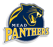 Mead  Volleyball Logo