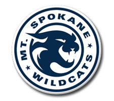 Mt. Spokane  Girls Tennis Logo