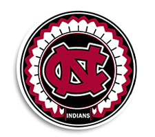 North Central  Boys Track Logo