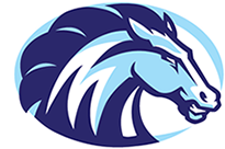 Meadowdale  Girls Track Logo