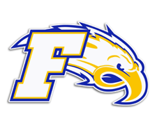 Ferndale  Unified Basketball Logo