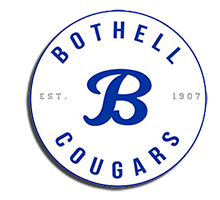 Bothell  Girls Track Logo