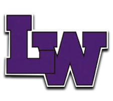 Lake Washington  Girls Slowpitch Softball Logo