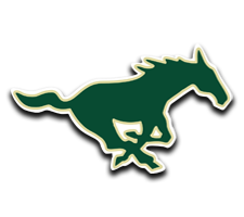 Redmond  Girls Track Logo