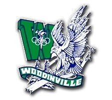 Woodinville  Girls Track Logo
