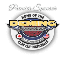 Premier Sponsor The Deming Speedway