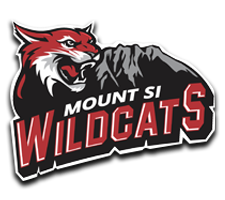 Mount Si  Volleyball Logo