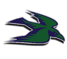 Forest Ridge  Volleyball Logo