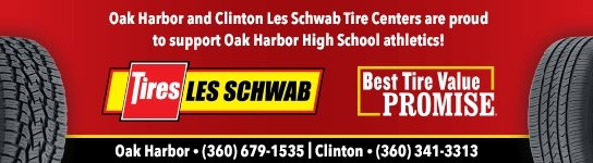 sponsor: Les Schwab Tire Center-Oak Harbor