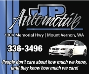 sponsor: JP Automotive