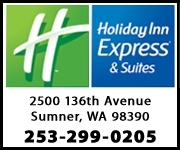 sponsor: Holiday Inn Express and Suites
