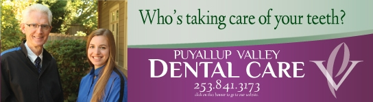 sponsor: Puyallup Valley Dental Care