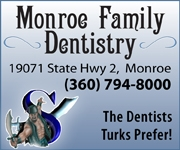 sponsor: Monroe Family Dentisty