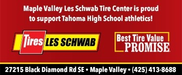 sponsor: Les Schwab - Maple Valley