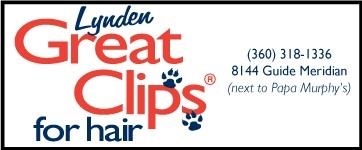 sponsor: Great Clips - Lynden
