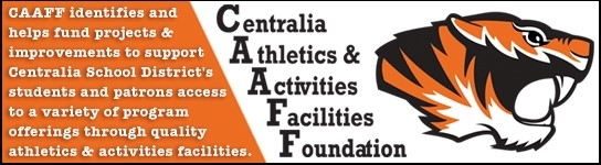 sponsor: Centralia Athletics & Activities Facilities Foudation