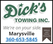 sponsor: Dicks Towing Inc