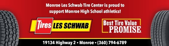 sponsor: Les Schwab Tire Center, Monroe